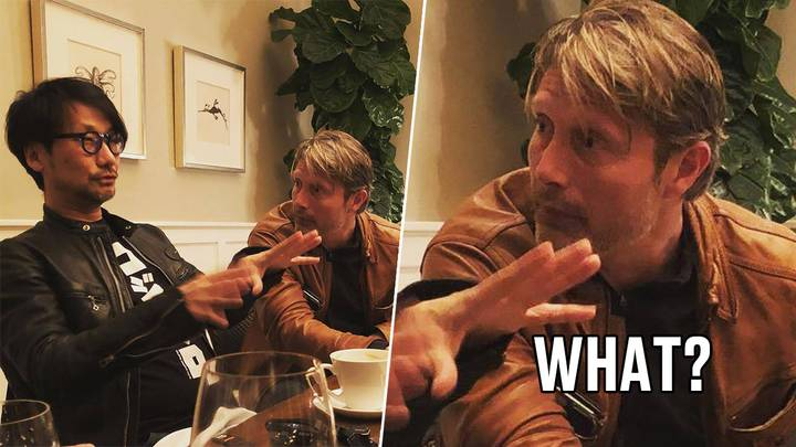 Hideo Kojima Wanted To Make A Game With Mads Mikkelsen Called... 'MADS MAX'