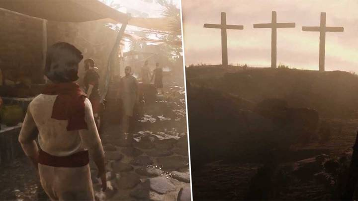 "New Bible Game Lets You ""Experience The Gospel Like Never Before"""