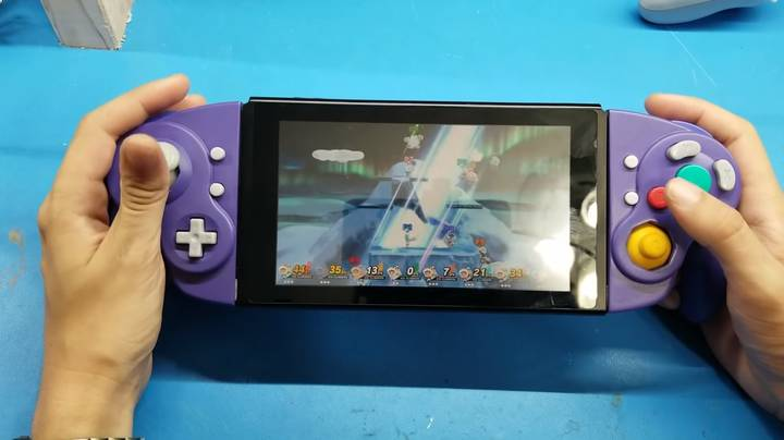 The GameCube Switch Needs To Get An Official Release