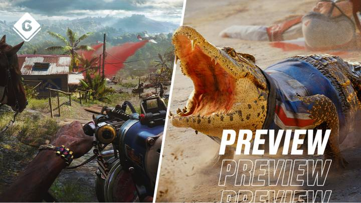 'Far Cry 6' Preview: An Awe-Inspiring Open World That Lives And Breathes Its History