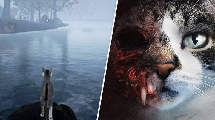 Play As A Cat Called Biscuit In This New Survival Horror