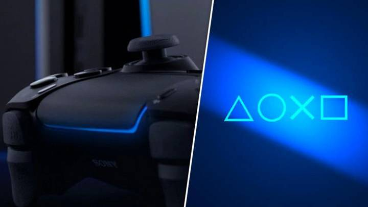 PlayStation 5 Startup Screen And Black DualSense Controller Appear Online