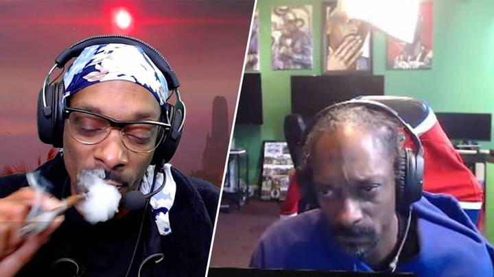 Snoop Dogg's Latest Stream Had A Major Issue He Didn't Notice For Over An Hour