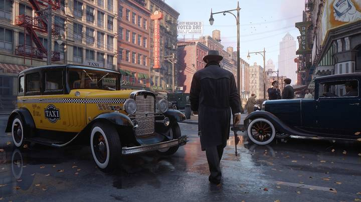 'Mafia: Definitive Edition' Is A Deft Remake Of A Classic