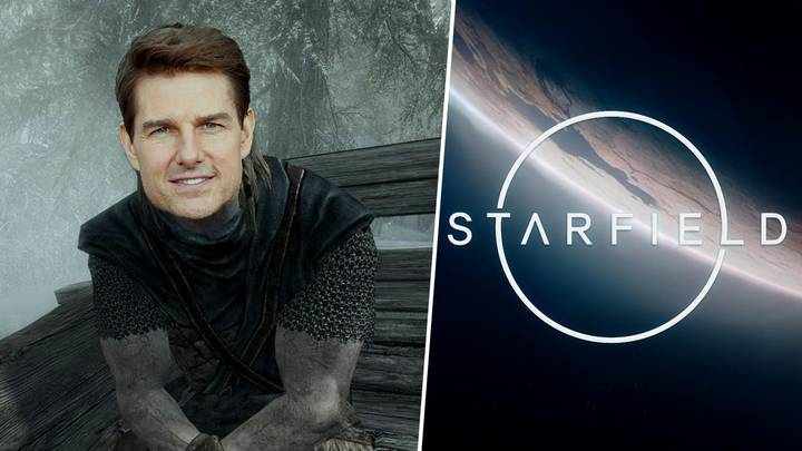 Strange Tom Cruise Theory Puts Him At The Centre Of Bethesda's 'Starfield'