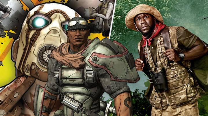 'Borderlands' Movie Officially Casts Kevin Hart As Roland
