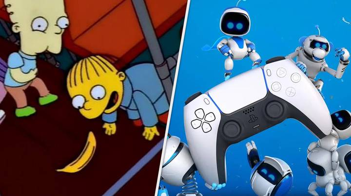 PlayStation Patents Tech That Could Turn A Banana Into A Controller