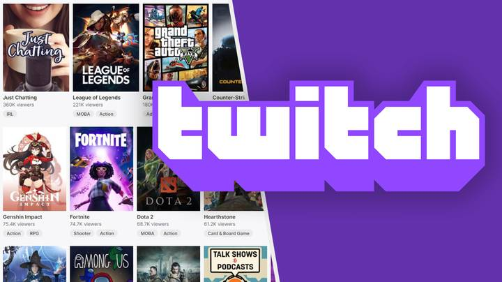Twitch Streamers Are Striking, Here's What's Going On