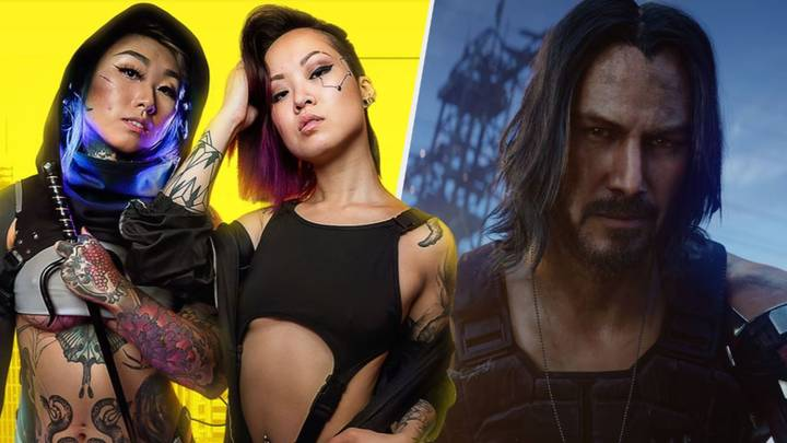'Cyberpunk 2077' VR Porn Exists, Because Why Wouldn't It