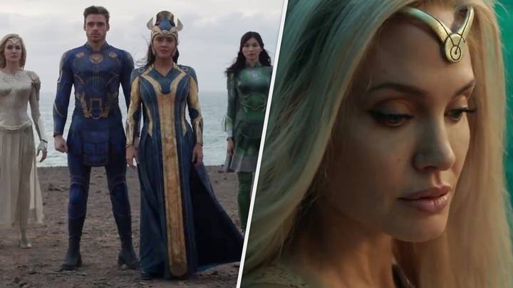 Marvel's 'Eternals' Trailer Drops, Kicking Off A New Chapter For The MCU