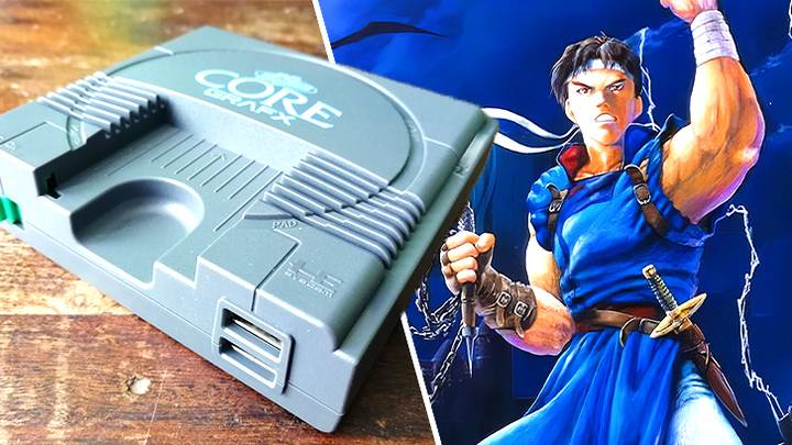 PC Engine CoreGrafx Mini Review: A Contender For Gaming's Best Mini-Console