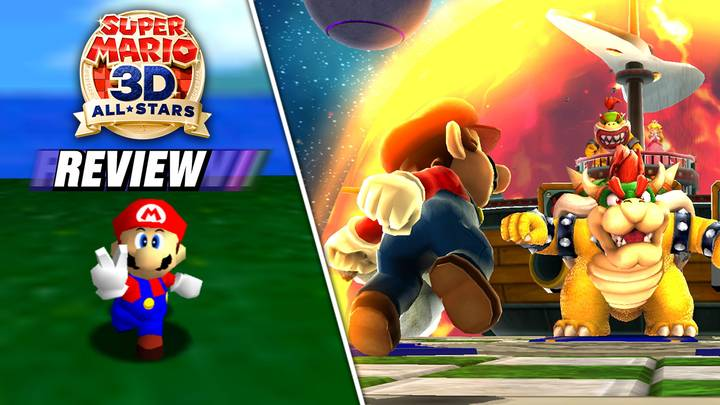 'Super Mario 3D All-Stars' Review: Classic Platforming, Underwhelmingly Packaged