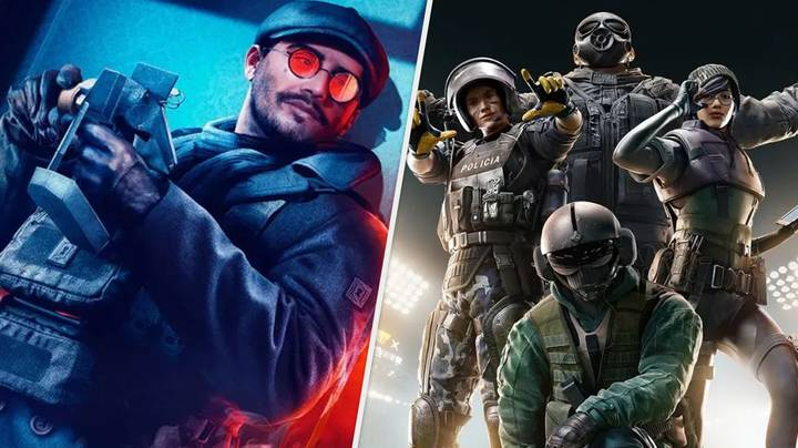 'Rainbow Six Siege' Introduces Game's First Gay Operator
