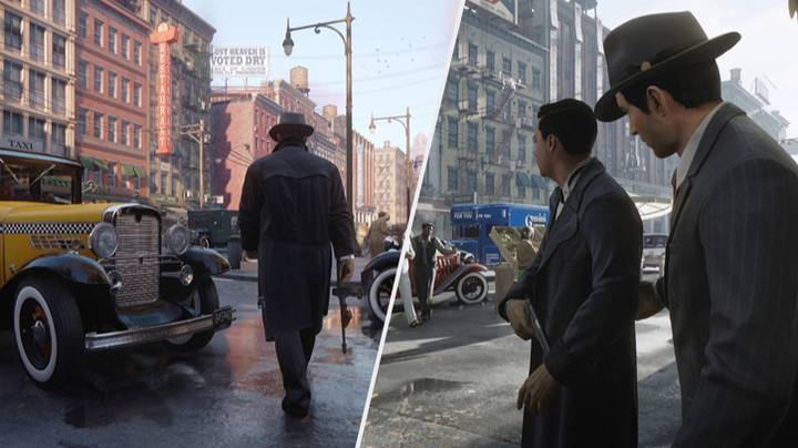 'Mafia: Trilogy' Features A Full Remake Of The Original Game