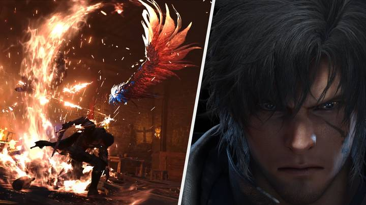 'Final Fantasy 16' Is Apparently Going For A Gritty '18' Rating
