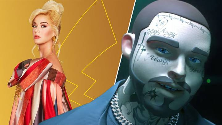 Pokémon Album Announced Featuring Post Malone, Katy Perry And More
