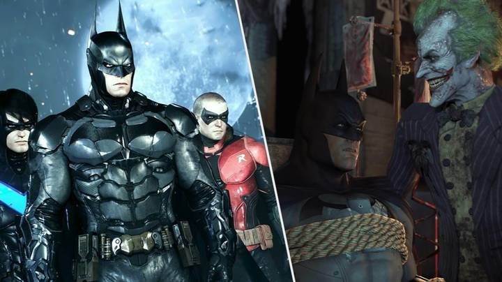 The Entire 'Batman: Arkham' Trilogy Is Free On PC Right Now