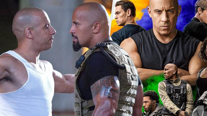 """Dwayne Johnson """"Laughed Hard"""" At Vin Diesel's Explanation For Fast And Furious Feud"""