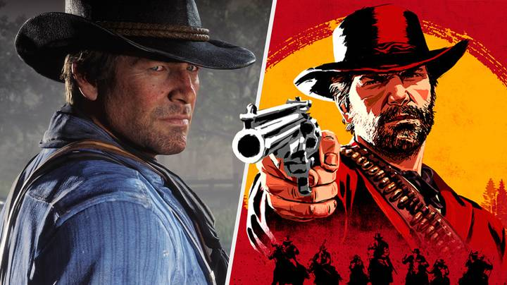 'Red Dead Redemption 2' Players Have Only Just Noticed The Inspiration Behind Game's Cover