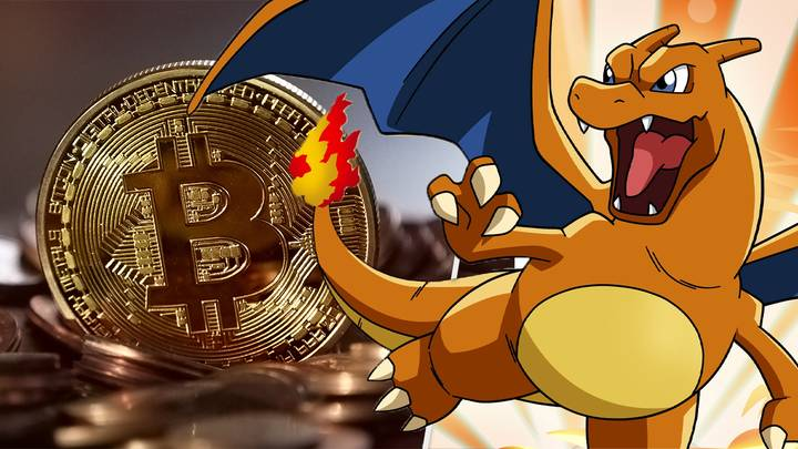 You Can Now Invest In Pokémon Themed Cryptocurrency, Charizard Token