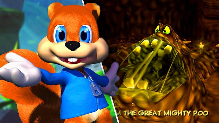 How Was Nintendo OK With 'Conker's Bad Fur Day'? Rare's Devs Tell All