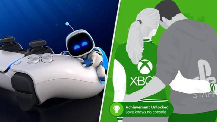 Xbox Shows Off PlayStation Compatibility In New Ad, Because The Console Wars Are Over