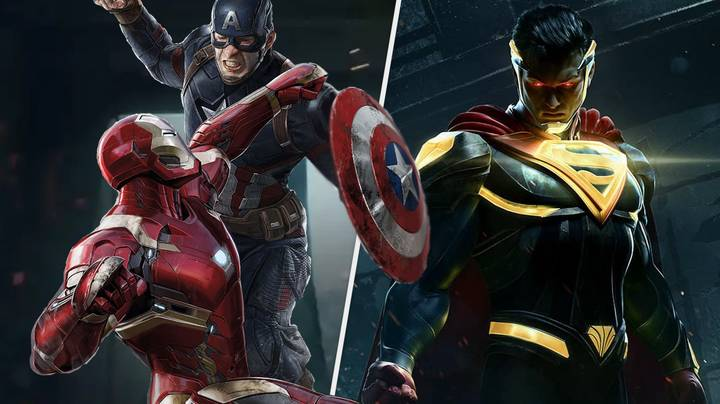 Injustice Studio Working On A Marvel Fighting Game, Says Insider