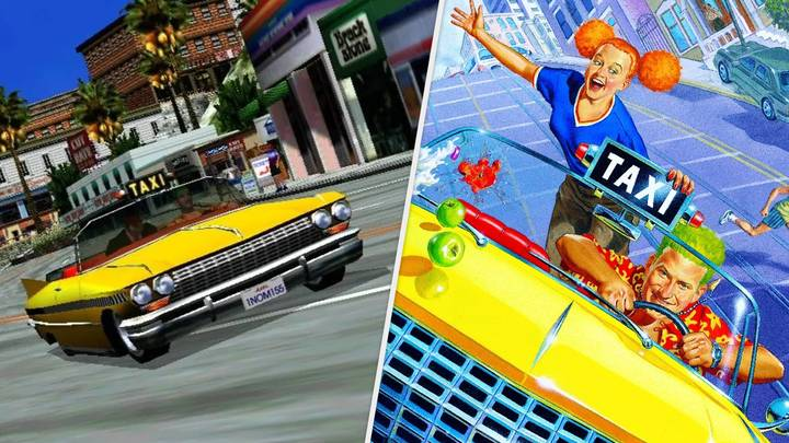 A Crazy Taxi Series Reboot Is Being Considered By Sega