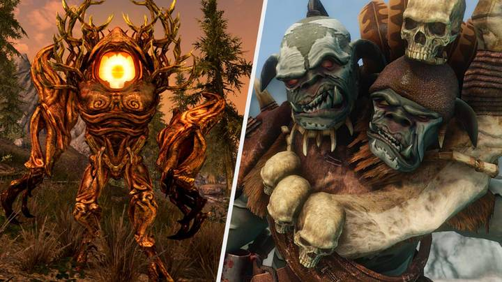 Massive 'Skyrim' Expansion Adds 132 Nightmarish New Monsters And 35 New Areas