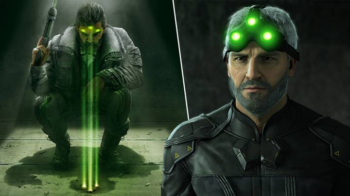 A New Splinter Cell Game Is Reportedly Being Made, But That's Not All