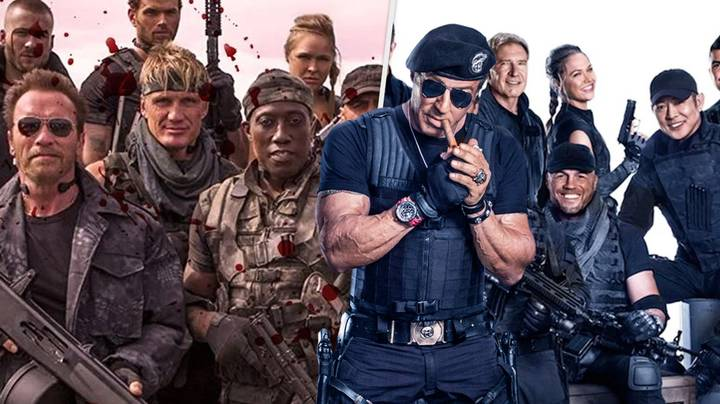 'The Expendables 4' Announced With A Killer Cast Including Sylvester Stallone, 50 Cent, And More