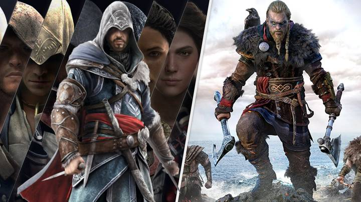 Assassin's Creed Fans Hit Out At Divisive New Game Announcement