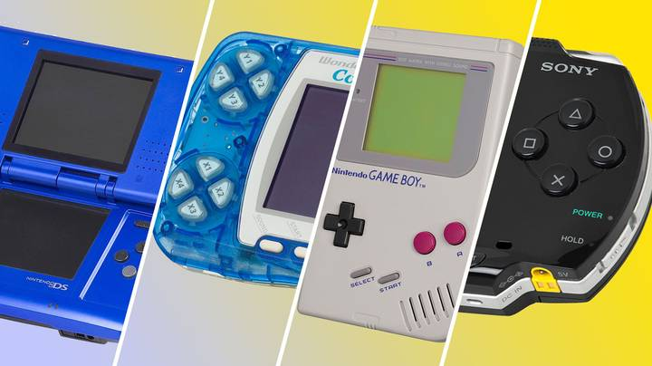 The Greatest Handheld Video Games Consoles Ever, Ranked