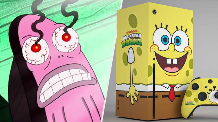 Oh God, Why Is The SpongeBob Xbox Series X So Good?