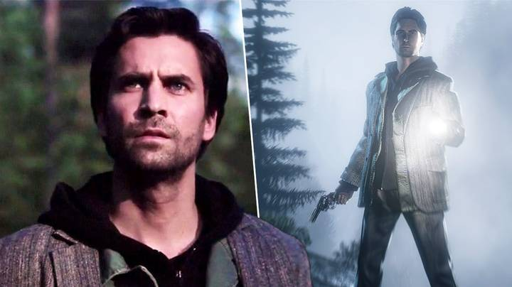'Alan Wake Remastered' Announced For PlayStation 5 And Xbox Series X