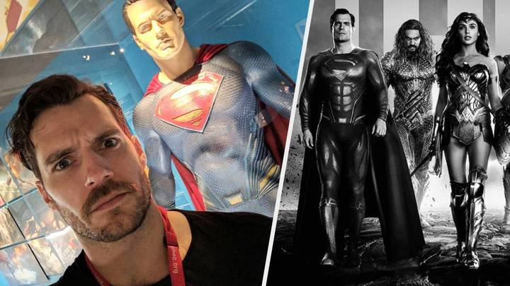 Henry Cavill Celebrates 'Justice League' Snyder Cut Launch In Touching Tribute