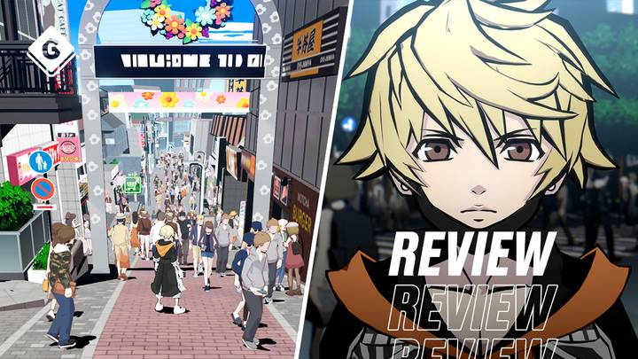 'NEO: The World Ends With You' Review: Shibuya Style Meets Nu-Metal Noise