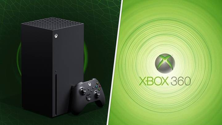 Xbox Series X Update Revives Beloved Xbox 360 Feature For Maximum Nostalgia