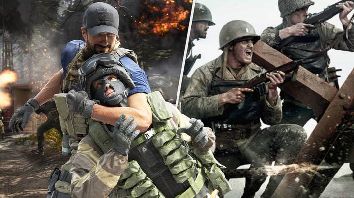 Call Of Duty 2021 And 2022 Planned For Current And Last-Gen Consoles, Says Insider
