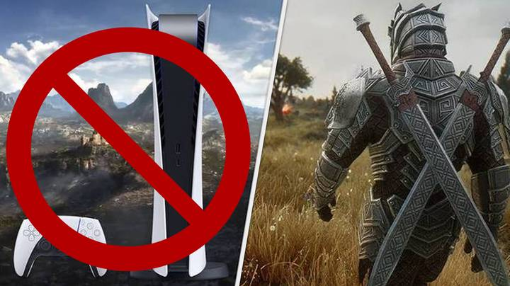 'The Elder Scrolls 6' Almost Definitely Not Coming To PlayStation, Sorry Guys