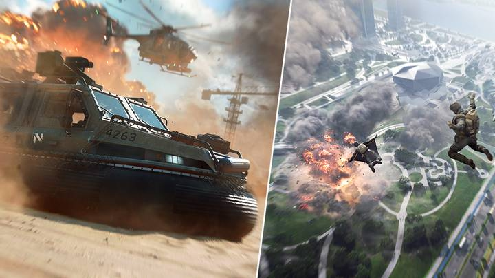Epic 'Battlefield 2042' Gameplay Shown Off For The First Time, Watch Here