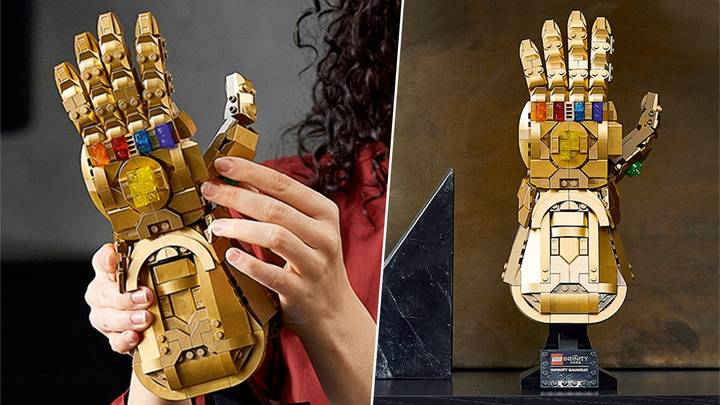 This LEGO Infinity Gauntlet Is Real, And It's Awesome