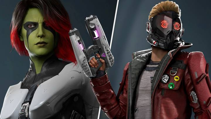 'Marvel's Guardians Of The Galaxy' Shows Off Game's '80s-Inspired Soundtrack