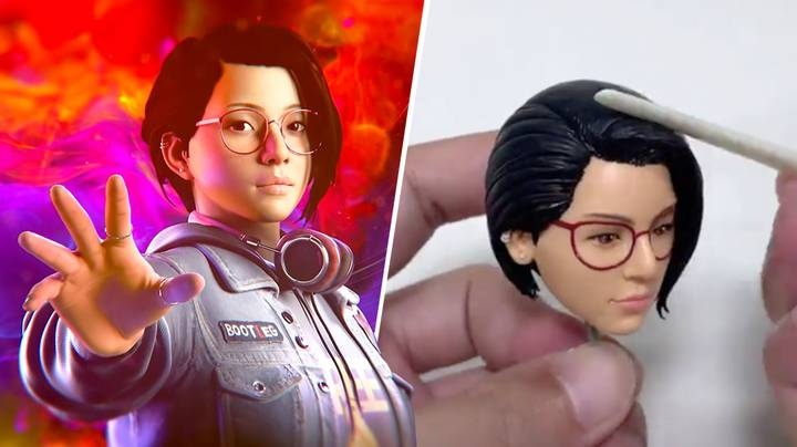 This 'Life Is Strange: True Colors' Alex Chen Clay Sculpture Is Amazing