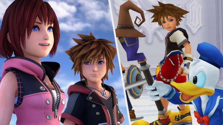 The Entire Kingdom Hearts Series Is Finally Coming To PC