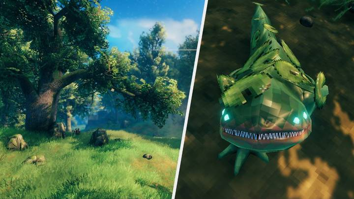'Valheim' Can Be Played In First-Person Now, And It Looks Awesome