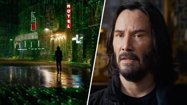 'The Matrix Resurrections' Trailer Has Just Dropped And It's Awesome