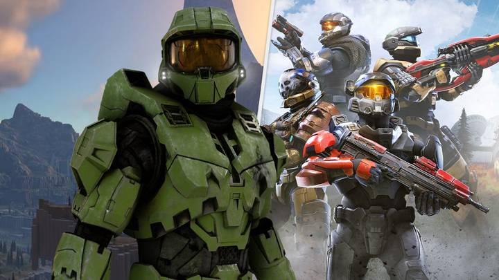 'Halo Infinite' Is Launching December 8, Book Work Off Now