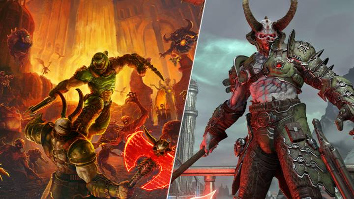 'DOOM Eternal' Made $450 Million Without The Use Of Microtransactions