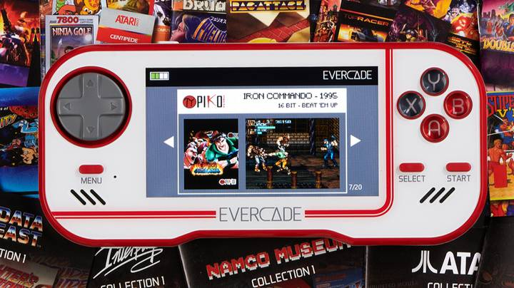 Evercade Review: A Neat New Way To Play Great Retro Video Games